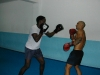 Philippe y Tato Sparring
